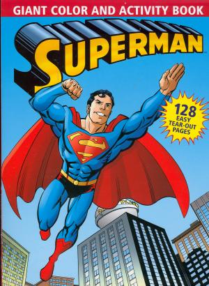 Giant Superman Coloring Book | Coloring Pages