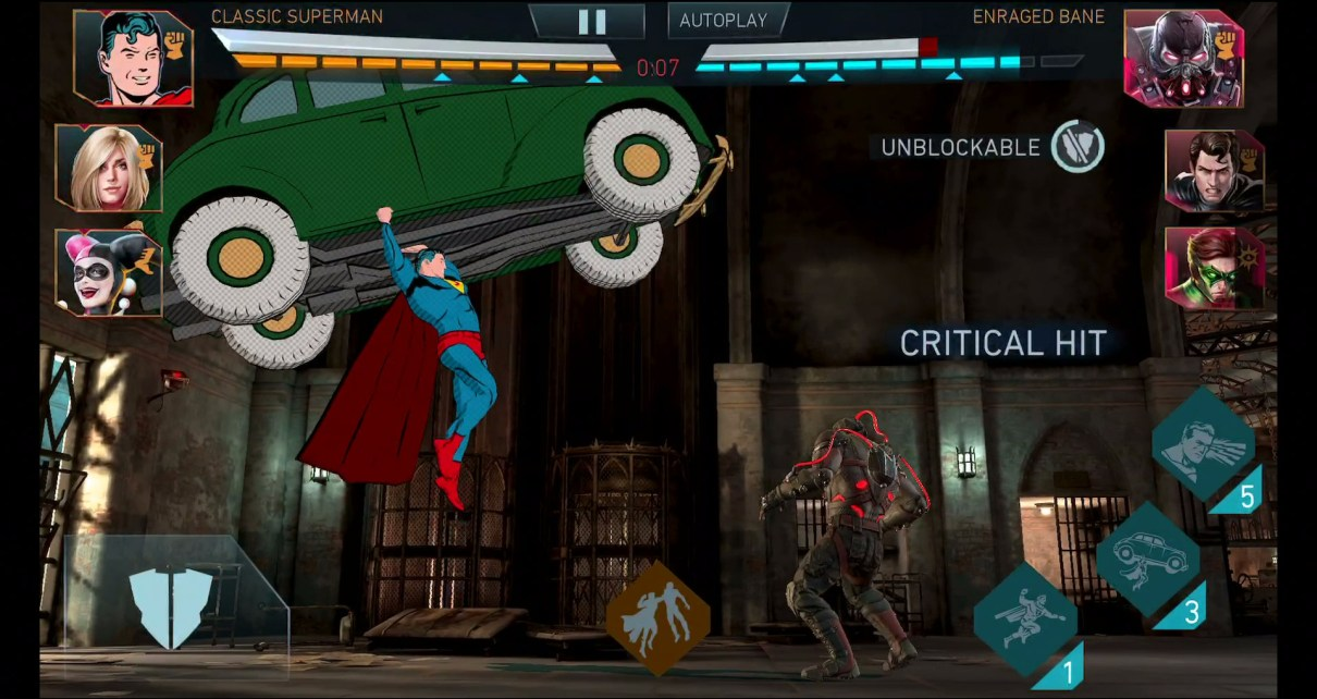 The Superman Super Site - Classic Superman Joins Injustice 2