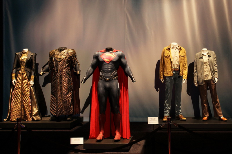 The Superman Super Site - September 30 2014 Various Superman Movie Costumes Featured in New Exhibit & The Superman Super Site - September 30 2014: Various Superman Movie ...