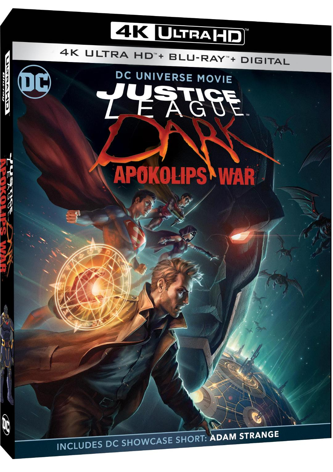 """Justice League Dark: Apokolips War"" Officially Announced"