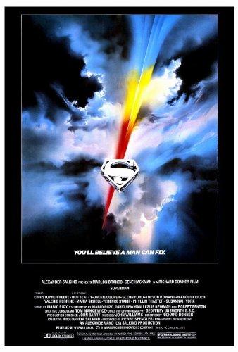 Drive In Screenings Of Superman The Movie In Muskegon Mi