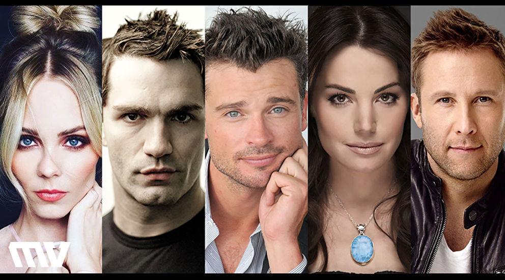 Members smallville cast Smallville