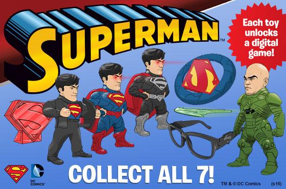 The Superman Super Site April 29 2015 Superman Collectibles